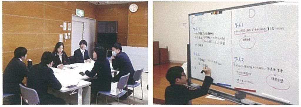 宮崎県社会福祉事業団の研修風景