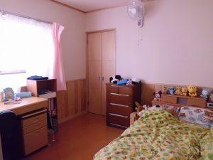 青島学園・居室