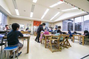 青島学園の施設の様子