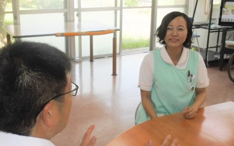 廣田めぐみ 看護師